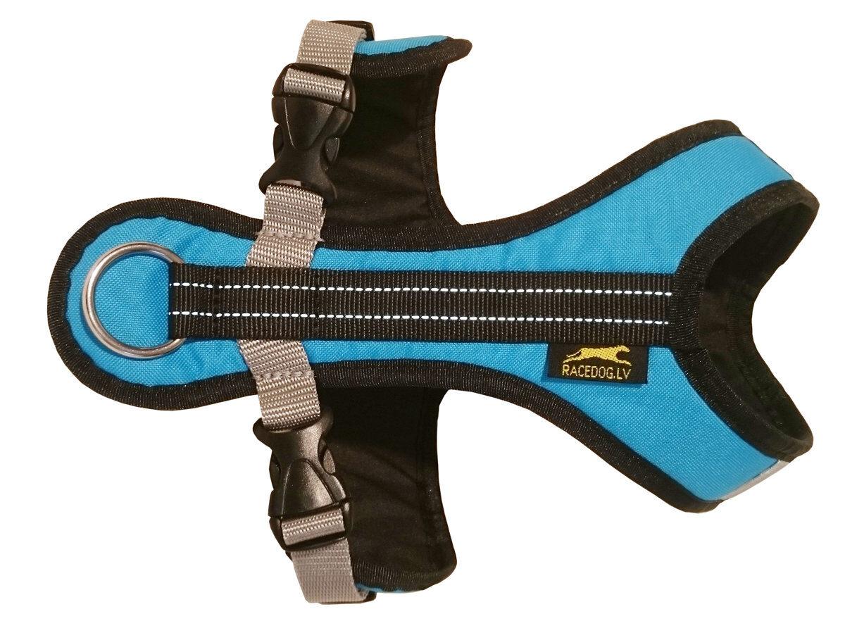 RaceDog padded harness Half